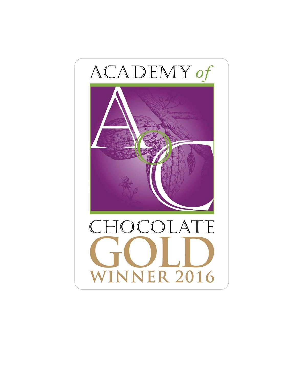 Academy of Chocolate Awards 2016 Blue Cheese